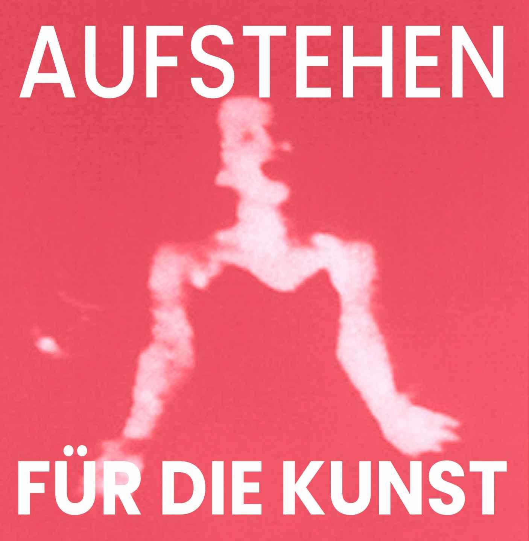Logo Aufstehen für die Kunst © Florian Schröter