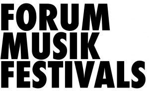 logo forum musik festivals